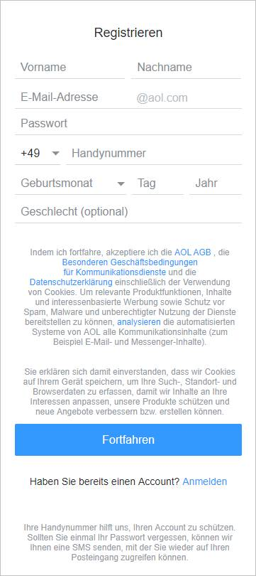 aol-mail-account-erstellen