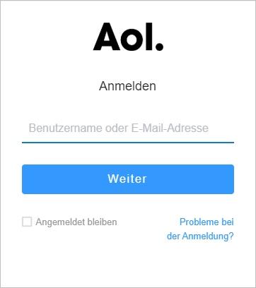 Aol Postfach