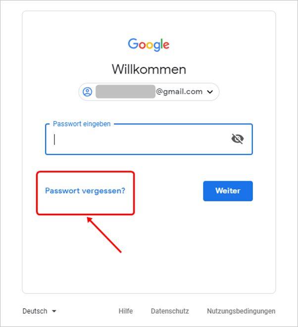 das-gmail-passwort-abrufen