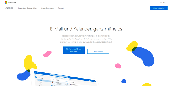 hotmail-homepage