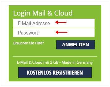 freenet-anmelden