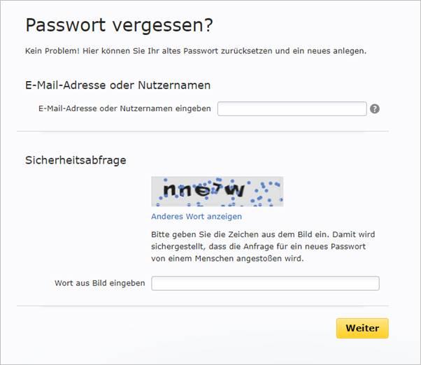 passwort-vergessen-web-de-mail
