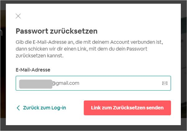 passwort-zurucksetzen-airbnb