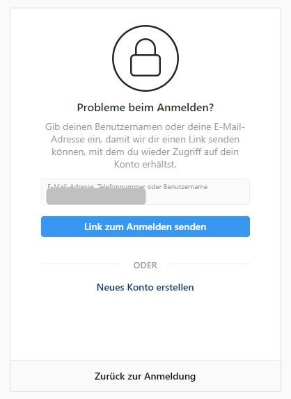 probleme-beim-anmelden-instagram