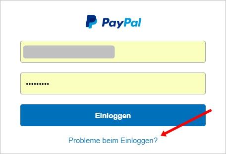 Paypal Konto Wiederherstellen