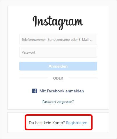 registrieren-instagram
