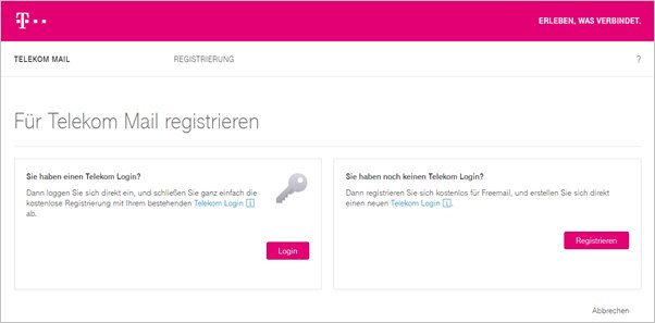 telekom-mail-registrieren