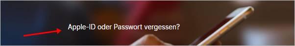 apple-id-order-passwort-vergessen