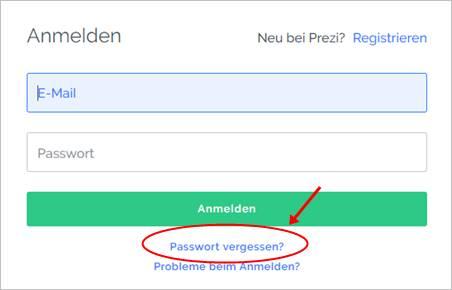 passwort-vergessen-prezi