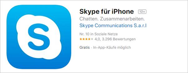 skype-fur-iphone