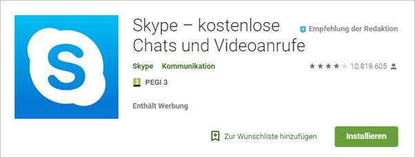 skype-kostenlose-chat-un-videoanrufe-android